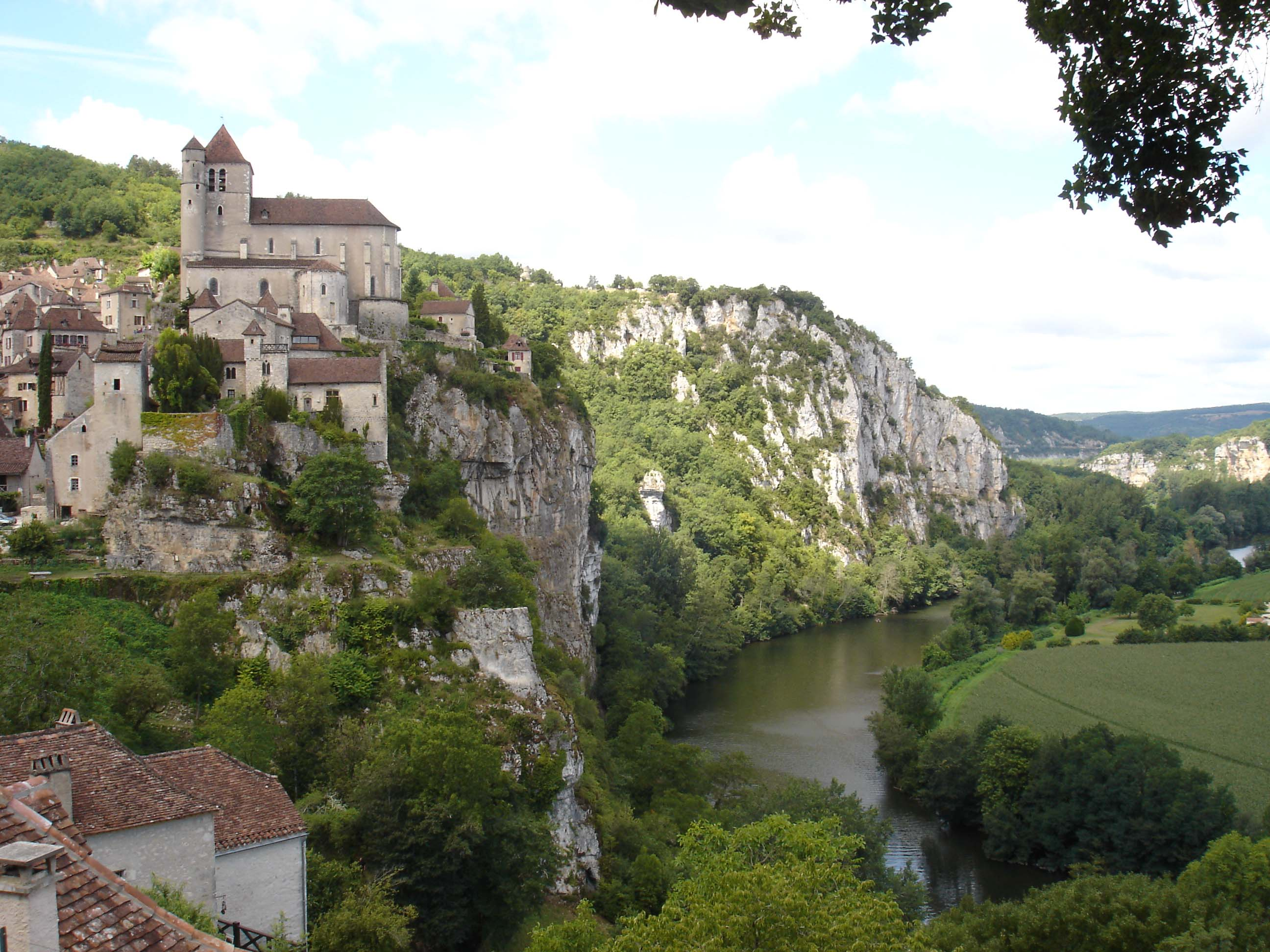 St Cirq Lapopie | Frames of Reference