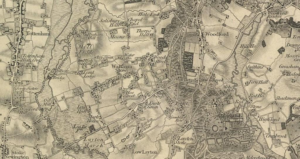 WalthamStow 1805