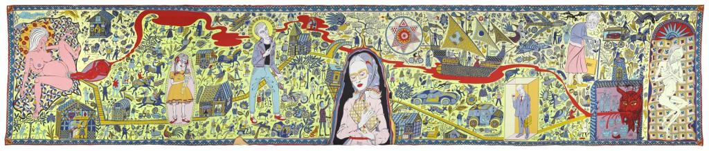 walthamstow tapestry