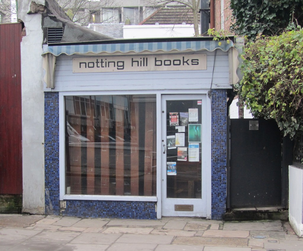 notting hill books