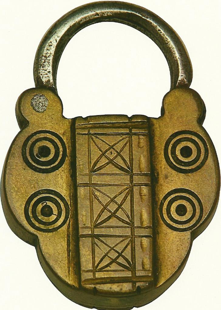 padlock token