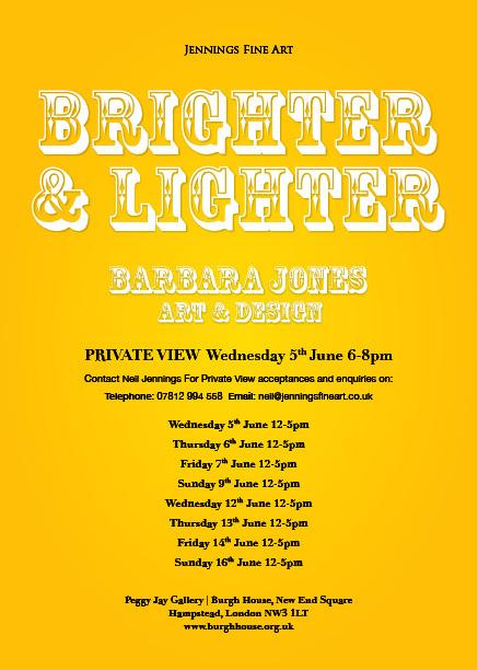 Brighter & Lighter
