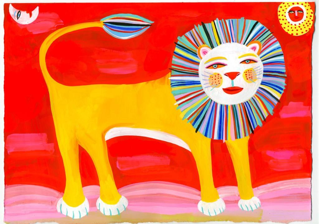 Lion low res