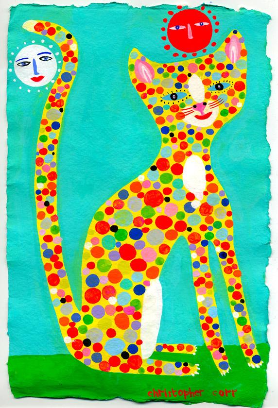 Spotty Leopard low res