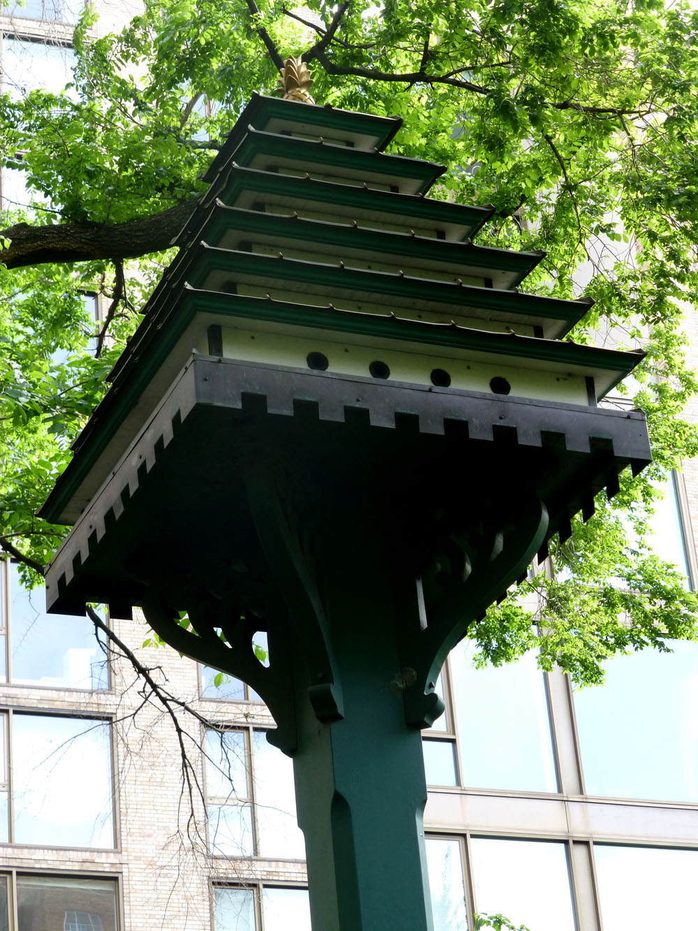 Chinese Style Bird House House Design Plans