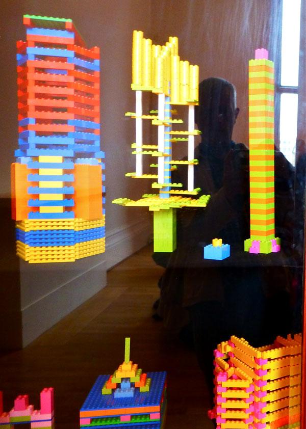 Rogers Lego models