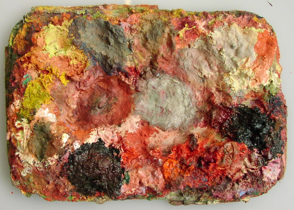Becker red palette