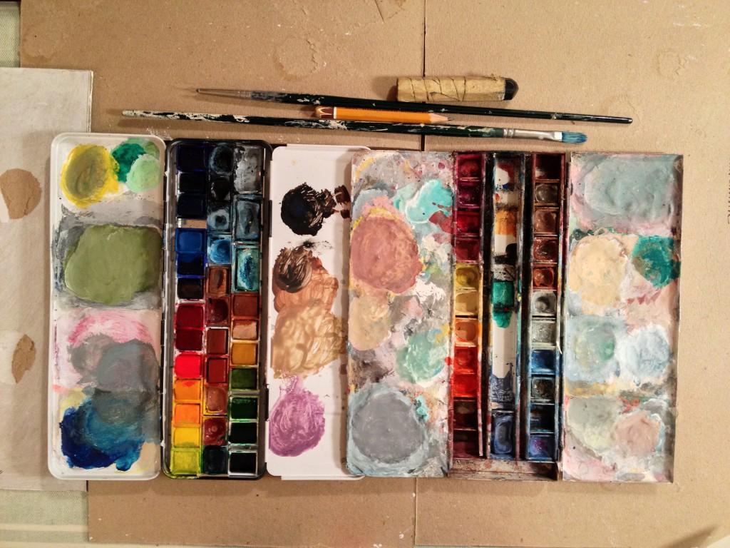 Christie palette