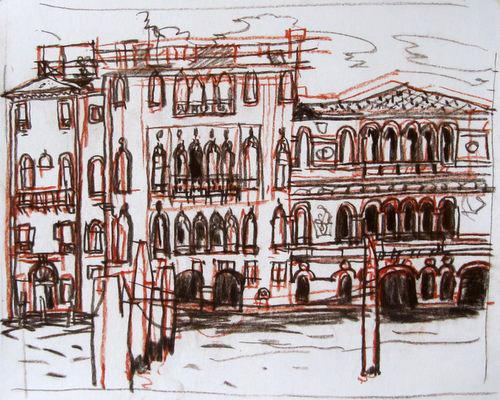 I Johnstone  Casa Biondettti, Grand Canal, Venice, 2013