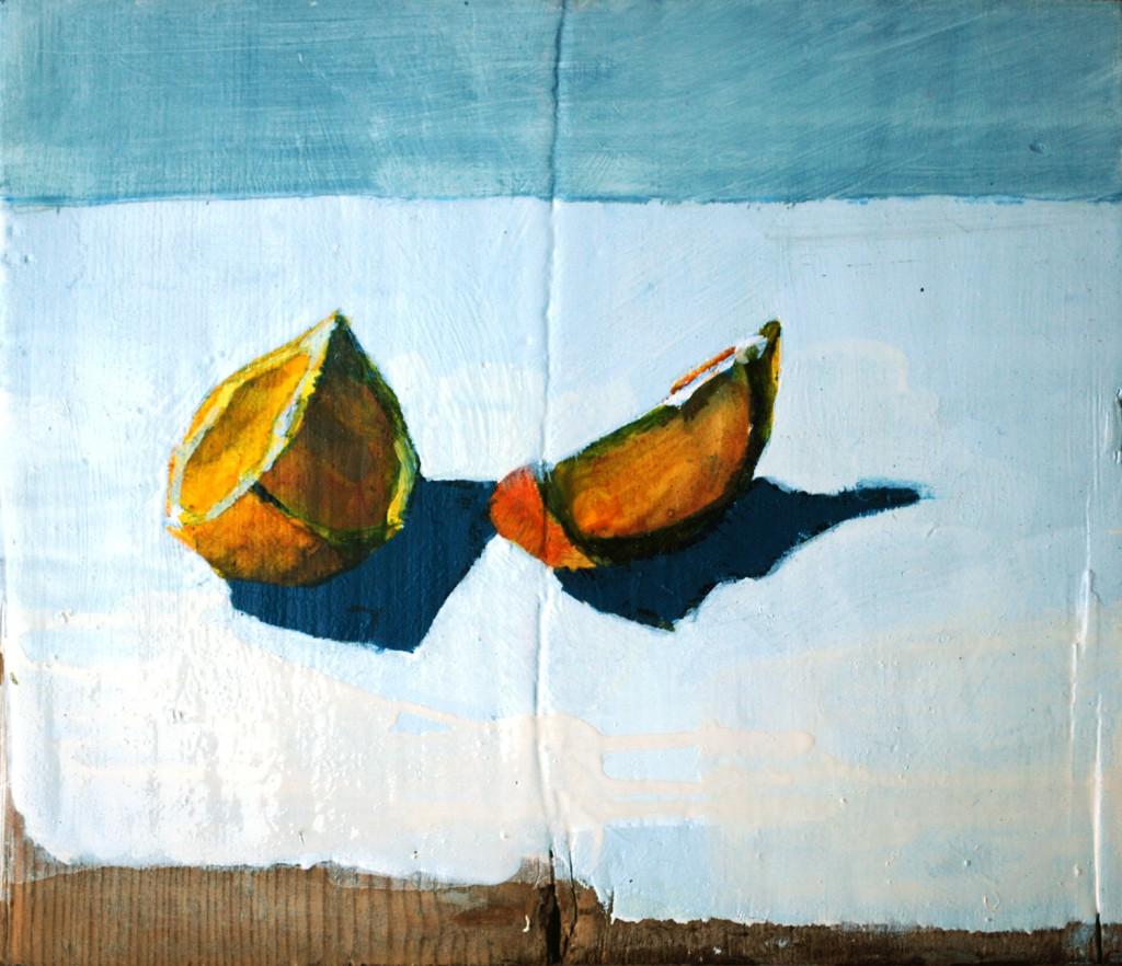 Lemon Wedges and Shadows