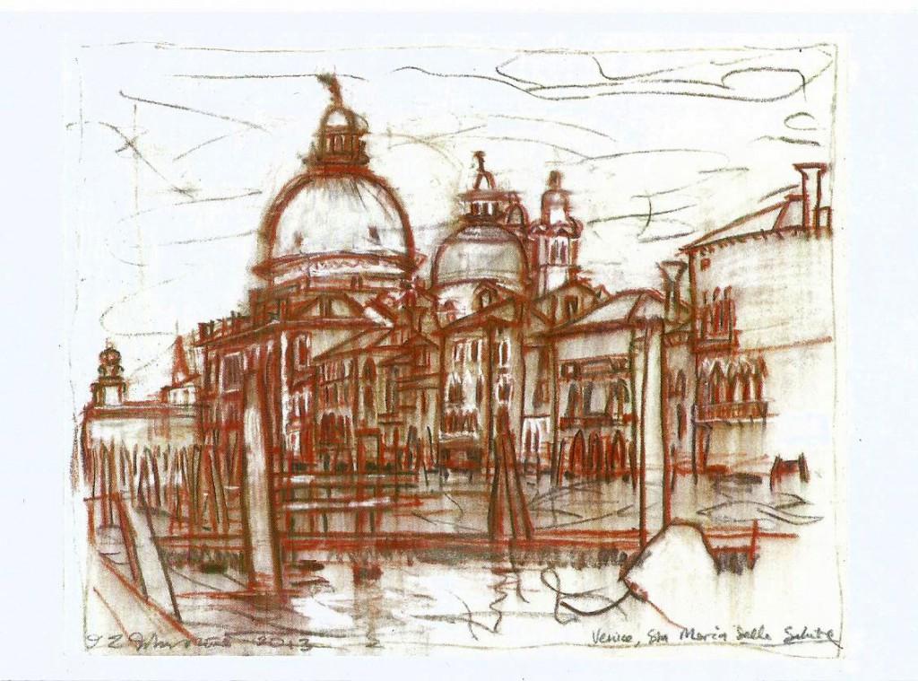 Venice, Sta Maria della Salute