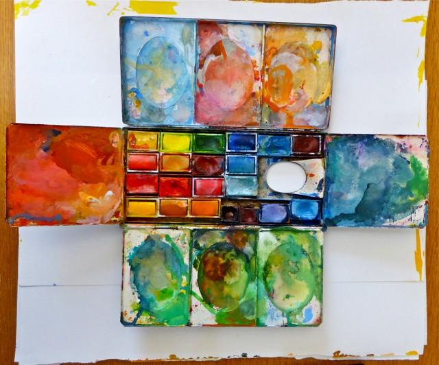 Corr palette A