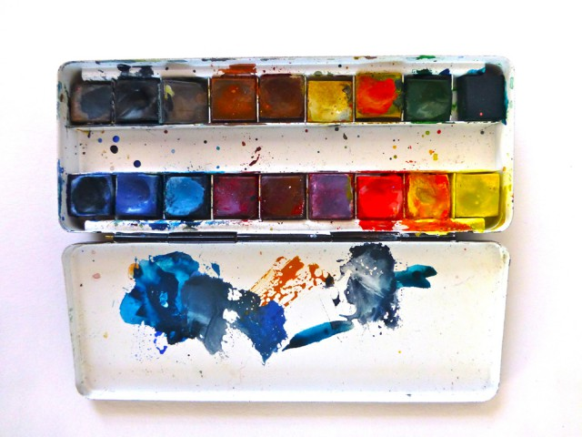 Corr palette B