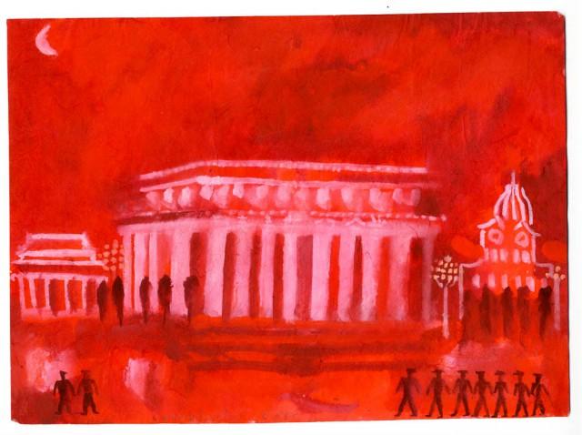 Beijing Mao's Memorial Hall