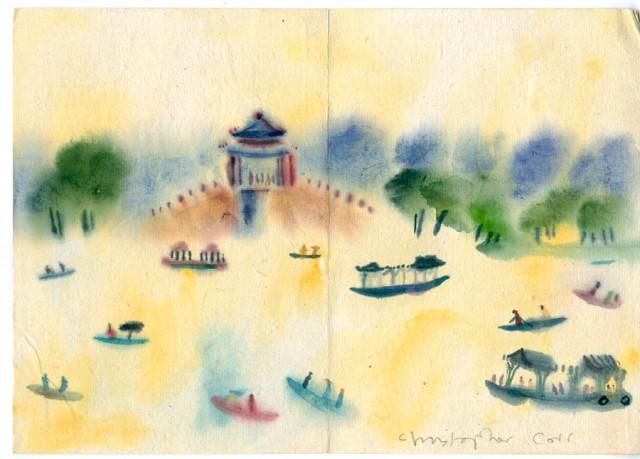 Beijing Summer Palace Lake