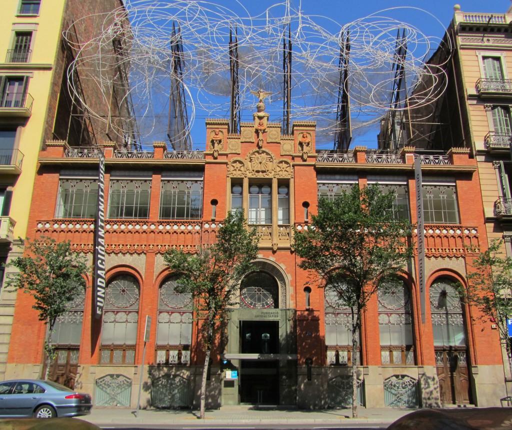 Museu Tapies, Barcelona