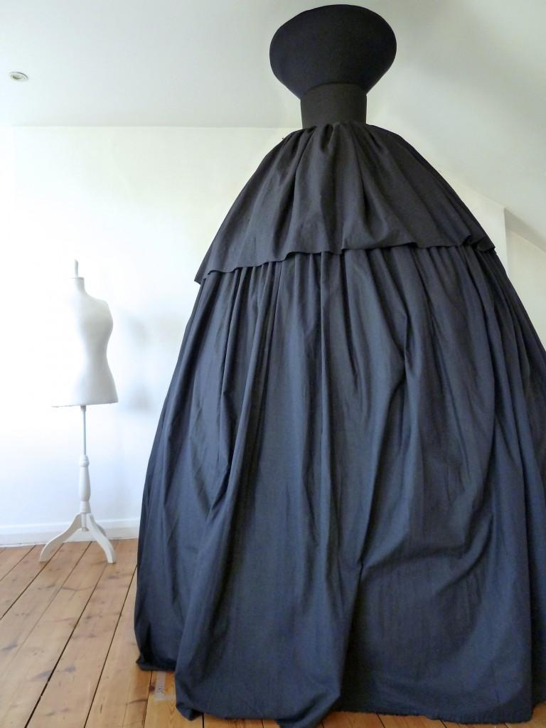 8. underskirt