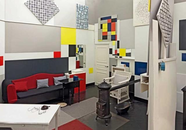 mondrian&hisstudios