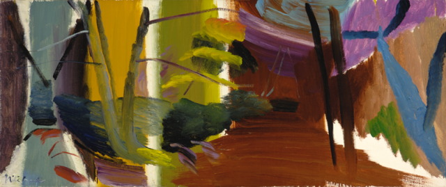 Ivon-Hitchens-Oak-Tree-Purple-Woods-Southampton-City-Art-Gallery