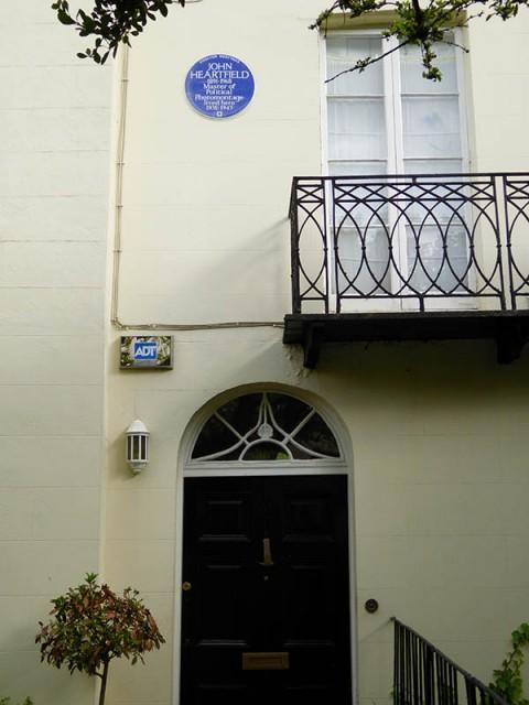 John Heartfield house