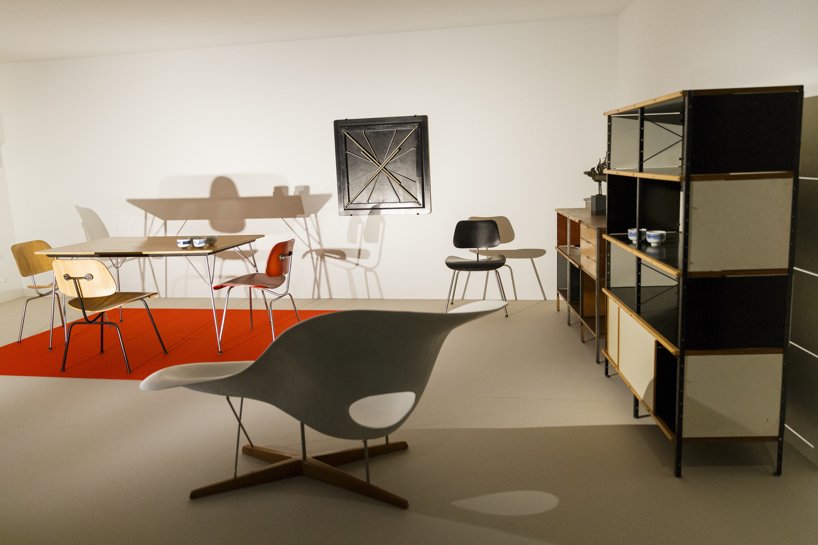 The World Of Charles And Ray Eames Frames of Reference
